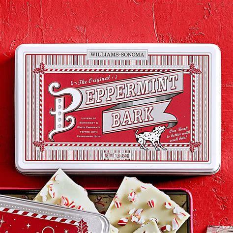 original peppermint bark williams sonoma au