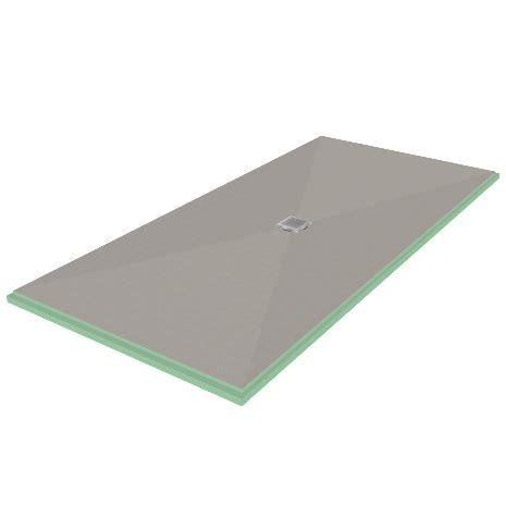 72 x 36 shower pan presloped 36 x 72 shower pan hydro blok
