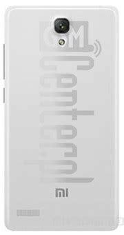 XIAOMI Redmi Note 4G Specification - IMEI.info