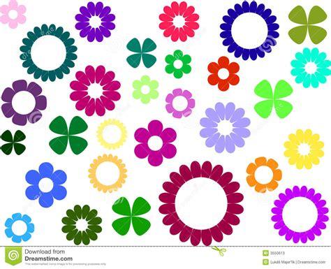 i fiori semplici fiori semplici fotografie stock immagine 3550613