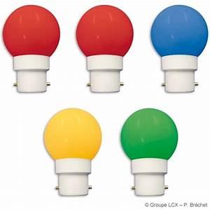 Ampoules A Baionnette Couleur : guirlande led b22 ambiance f te de village blog ~ Edinachiropracticcenter.com Idées de Décoration
