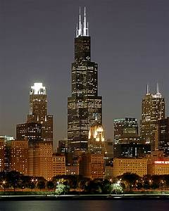 Travel Trip Journey: Sears Tower Chicago USA