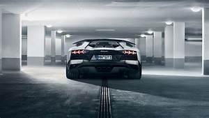 2018 Novitec Torado Lamborghini Aventador S 4K 8 Wallpaper