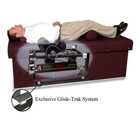 traction table for back physiotherapy chiropractic equipment eraymedical