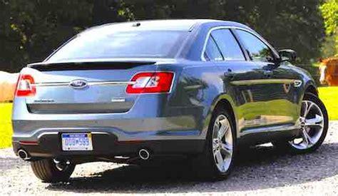 2020 Ford Taurus Sho by 2020 Ford Taurus Sho Ford Trend