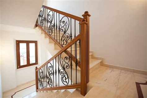 ringhiera in legno per scale ringhiera in legno e ferro 1 vittori scalevittori scale