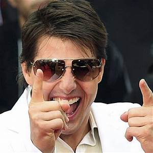 Laughing Tom Cruise | Know Your Meme