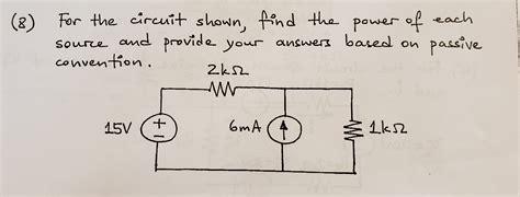 Circuit Solving Electrical Engineering Stack Exchange