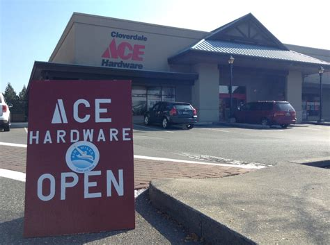 Ace Hardware Decorations - cloverdale ace hardware building supplies 17780 56th