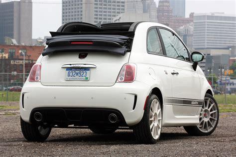 Fiat Cabrio by 2013 Fiat 500 Abarth Cabrio Spin Photo Gallery