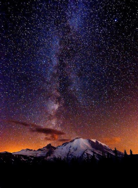 Milky Way Id Love To Just Stare At The Stars All Night