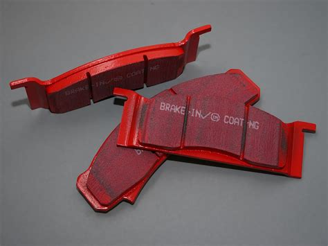 Used Brake Pads Royalty Free Stock Images