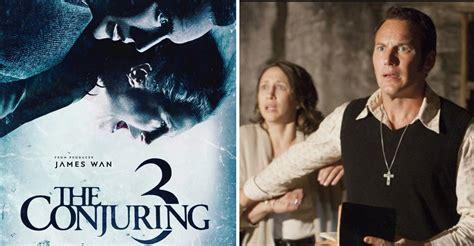 """'el conjuro 3' tiene fecha de estreno. El Conjuro 3 es oficial. Su protagonista la llamó """"una ..."""
