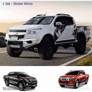 Isuzu Holden D-max Colorado 2012