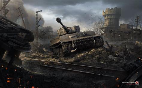 Wallpaper  Video Games, War, Weapon, Soldier, Tank, World