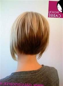 Coiffure Carre Plongeant : coiffure carre plongeant destructure ~ Nature-et-papiers.com Idées de Décoration