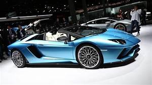 Lamborghini Aventador 2018 : 2018 lamborghini aventador s roadster ~ Medecine-chirurgie-esthetiques.com Avis de Voitures