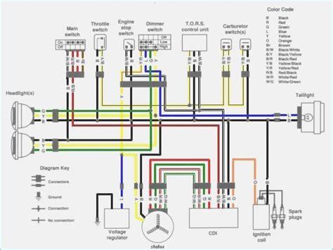 yamaha 350 warrior wiring diagram bioart me