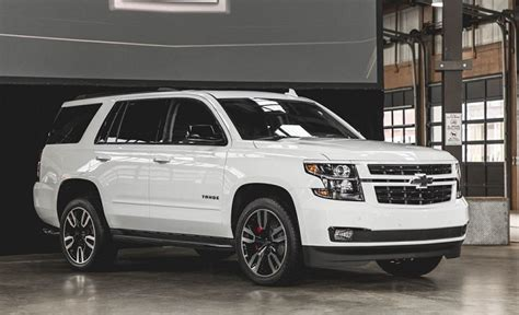 2019 Chevrolet Tahoe Rst, Price, Colors, Specs 2018