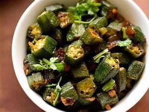 bendakaya vepudu recipe, andhra style bhindi fry | okra ...