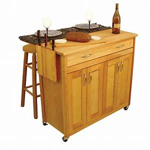 Portable kitchen island with seating portable kitchen for The best portable kitchen island with seating