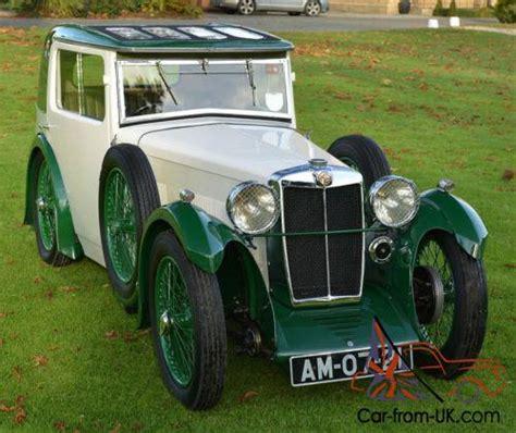 1932 Mg F Tyoe Magna Salonette