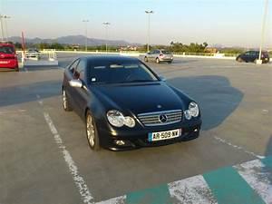 Mercedes Classe C Noir : troc echange mercedes classe c coup noir mat 72000km sur france ~ Dallasstarsshop.com Idées de Décoration
