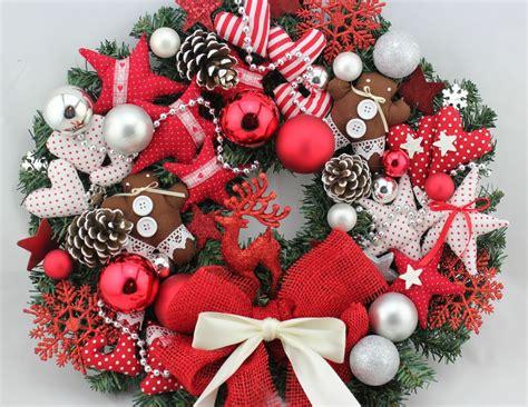 Xxl Türkranz Kranz Weihnachten Advent Zuckerstangen Herz