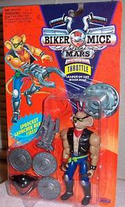 What Were the Biker Mice from Mars?