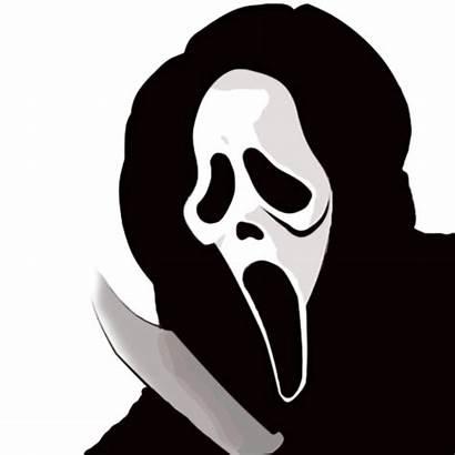 Ghostface Scream Mtv Ghost Face Scary Deviantart