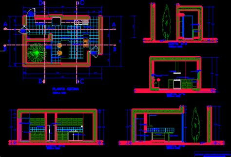 kitchen details dwg detail  autocad designs cad