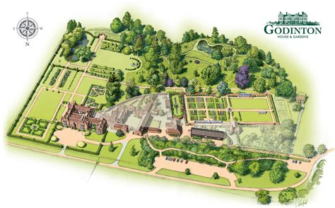 Botanischer Garten Berlin Picknick by Garden Map Godinton House And Gardens