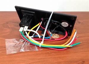 Marine Boat Bilge Alarm And Pump Switch Abs Manual