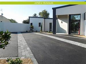 amenagement d39une allee de maison contemporaine terra flore With amenagement de jardin contemporain 2 jardin conceptuel jardin moderne jardin contemporain