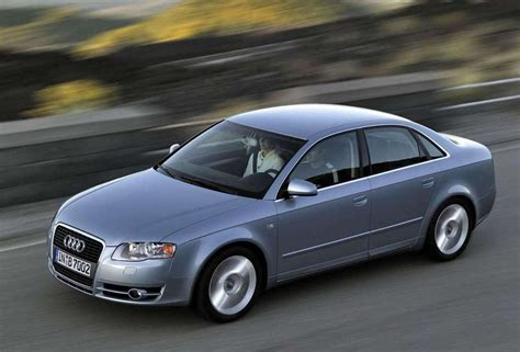 Audi A4 B7 2005 Used Car Review