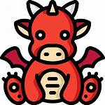 Dragon Icon ฟเวอร เซ สถานะ Gratis