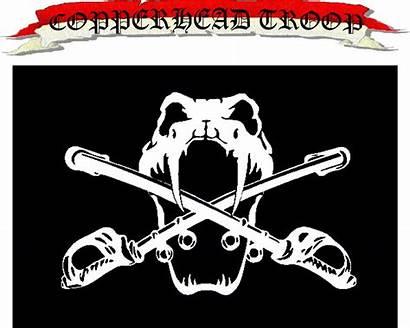 15th Troop Benning Army Cavalry Crest Regiment