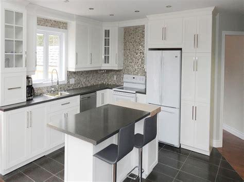 armoire de cuisine blanche faience pour cuisine blanche 9 indogate cuisine moderne
