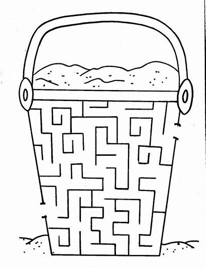 Mazes Printable Activity Printablecolouringpages Via