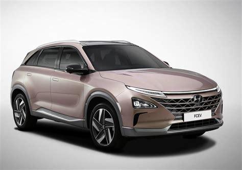 Hidrojenli 2019 Yeni Hyundai Nexo Özellikleri Ile Tanıtıldı