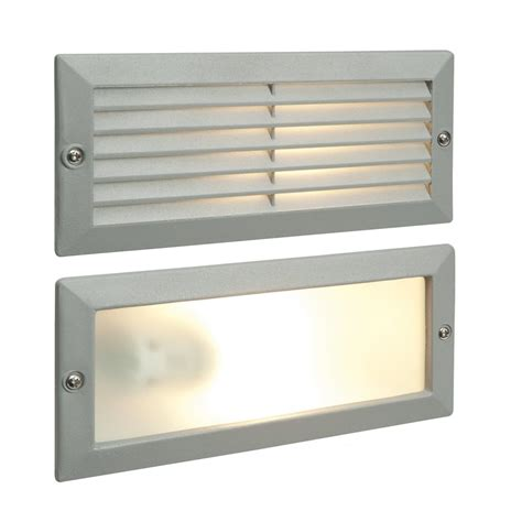 outdoor recessed lighting 52213 eco outdoor recessed light bricklight