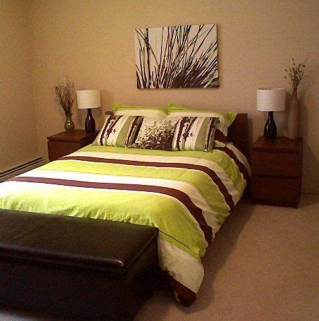 Bedroom Designs Green And Brown by Best 25 Green Brown Bedrooms Ideas On Green