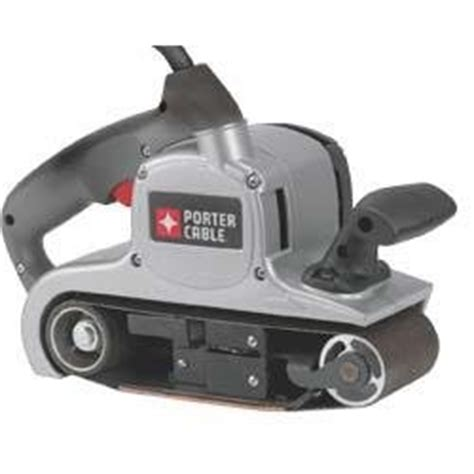 porter cable 352vs 8 3 inch by 21 inch variable speed belt sander with cloth dust bag best