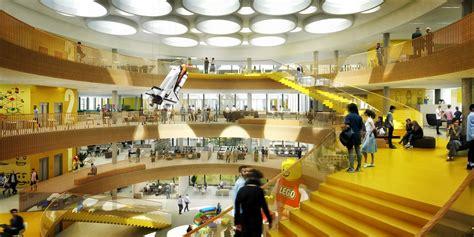 lego office complex  billund  architect