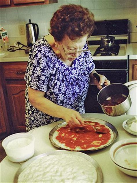 grandmother in italian inviting writing an italian american grandma s cooking arts culture smithsonian