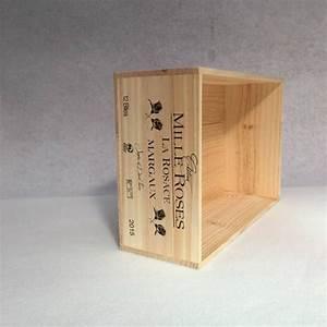 Caisse De Vin En Bois : caisse de vin vide 12 bouteilles ~ Farleysfitness.com Idées de Décoration