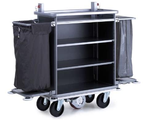 chariot femme de chambre zp11 drive le chariot de wanzl motorisé pour femmes de