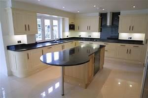 Granite Worktops - Mastercraft Kitchens
