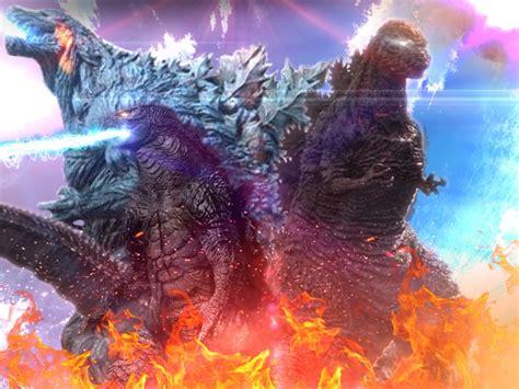 Godzilla 2014,2016,2017 By Jacksondeans On Deviantart