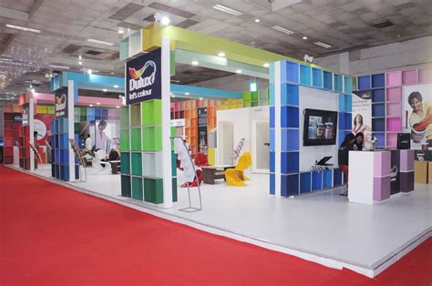 dulux colour exhibition design exhibition stand